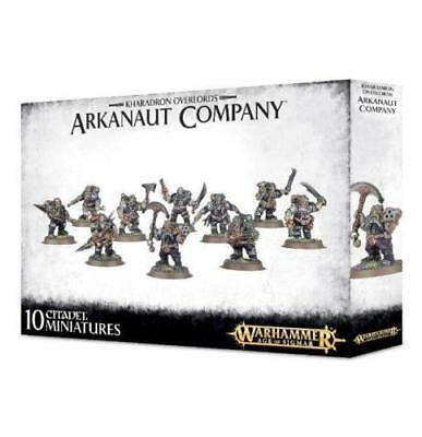 AU55.16 • Buy Kharadron Overlords Arkanaut Company - Warhammer Age Of Sigmar - New! 84-35