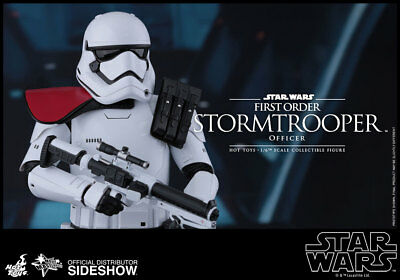 $ CDN267.19 • Buy Star Wars Vii~first Order~stormtrooper Officer~sixth Scale Figure~hot Toys~mib
