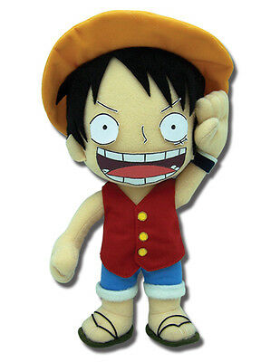 $17.99 • Buy One Piece Official Genuine Luffy Stuffed Plush *NEW*