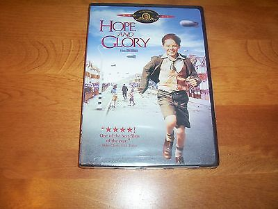 AU39.26 • Buy HOPE AND GLORY Sarah Miles David Hayman Sebastian Rice-Edwards SEALED NEW DVD