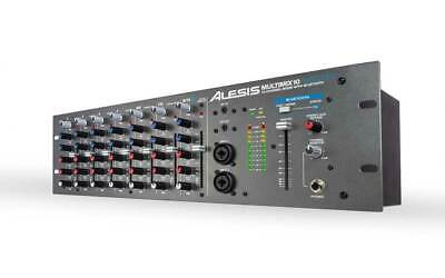 £218.77 • Buy Alesis MULTIMIX 10 WIRELESS 10-Channel Rackmount Mixer With Bluetooth Wireless