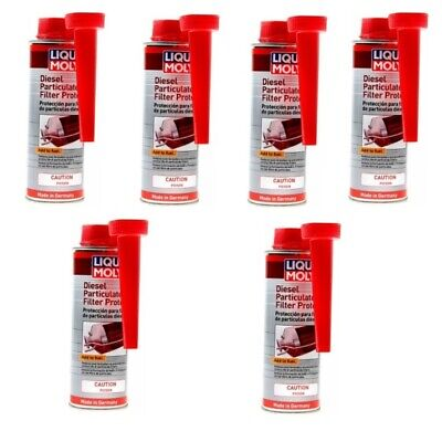 AU68.24 • Buy DPF Protector Six Pack--Diesel Particulate Filter Cleaner Liqui Moly