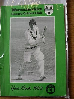 1983 Cricket: Worcestershire CCC - Official Year Book • 3.99£