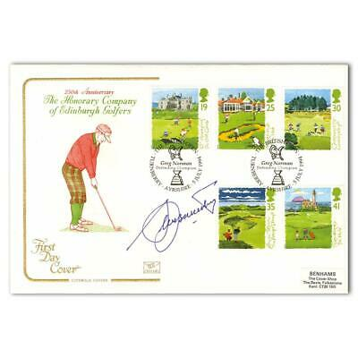 1994 Golf - Signed By Seve Ballesteros • 185£