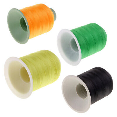 4pcs Nylon Whipping Wrapping Threads For Fishing Rod Rings Guides 2187Yds • 23.62£
