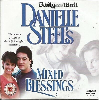 Danielle Steel's - Mixed Blessings - Mail Promo Dvd • 1.59£