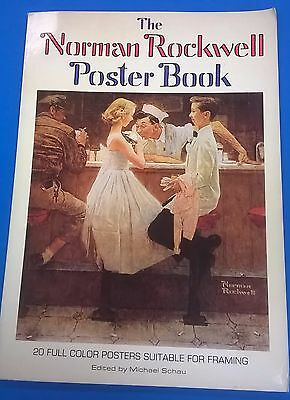$ CDN32.43 • Buy THE NORMAN ROCKWELL POSTER BOOK (1976) Watson-Guptill SC 1st