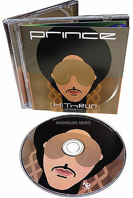 PRINCE CD Hit N Run - Phase Two 12 Track 2016 Album New SEALED CANADIAN Album • 15.95£