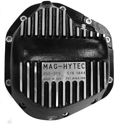 Mag-Hytec Dana 60 Front Diff Cover DODGE W250 W350 (81-93) RAM 2500 3500 (94-02) • 289.75$