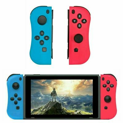Left & Right Joy-Con Game Controllers Gamepad Joypad For Nintendo Switch Console • 33.23$