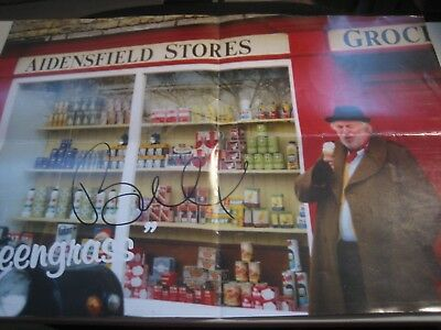 Bill Maynard (Heartbeat Poster) Hand Signed RARE **FREE POST** • 45£