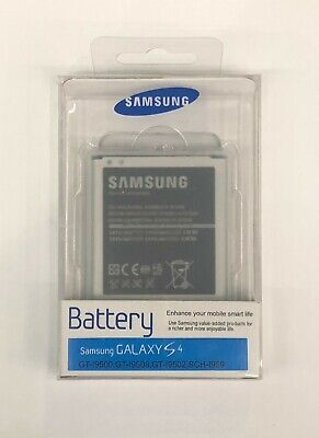 AU25.99 • Buy Samsung Galaxy S4 I9500 I9505 Original OEM Battery Replacement