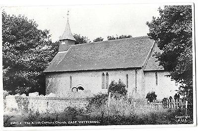 # 72 EWG4 XIIth Century Church East Wittering Posted RP VGC • 4.99£