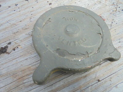 $19 • Buy Military Jeep M38/m38a1/m151 Non Vented Fuel Cap