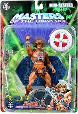 $163.98 • Buy NECA Masters Of The Universe He-Man Exclusive Mini Statue