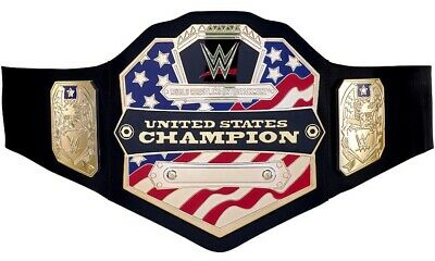 $108.98 • Buy WWE Wrestling United States Championship Kids Replica Belt