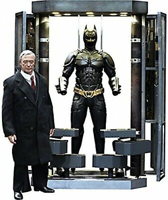 $ CDN1131.91 • Buy Ovie Masterpiece Batman Armory With Alfred Pennyworth Collectible Figure Set