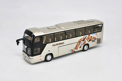 $ CDN111.80 • Buy DieCast Toy Model Gift 1:42 Yutong ZK6118H Double-decker Travel Bus Vehicle