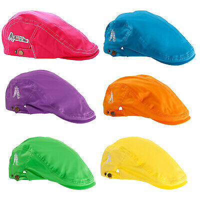 AU36.50 • Buy Golf Hat By Royal And Awesome Trendy & Loud Flat Cap 6 Bright Colors Hats Caps