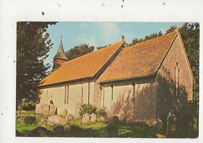 Old Church East Wittering 1965 Postcard 818a • 2.75£