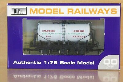 DAPOL COATES CIDER NAILSEA 6 WHEEL TANK WAGON 2 LIMITED EDITION MINT BOXED Ns • 34.50£