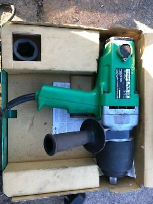Hitachi Wh22 Impact Wrench 3/4 Impact Wrench Like Great Condition Inc VAT  • 300£