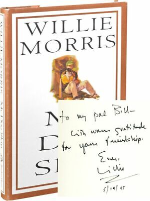 $400 • Buy Willie Morris MY DOG SKIP Signed First Edition Review Copy 1995 #131786