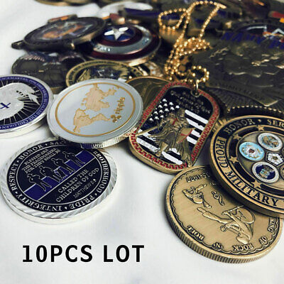 military commemorative coins