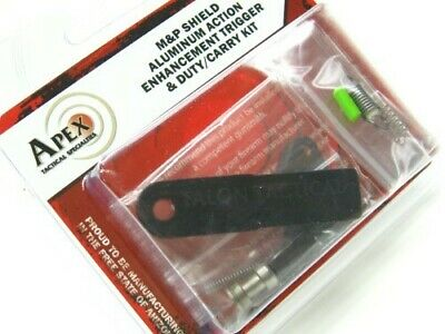 $151.95 • Buy APEX 100-051 Tactical Duty Carry Action Enhancement Trigger Kit For M&P Shield