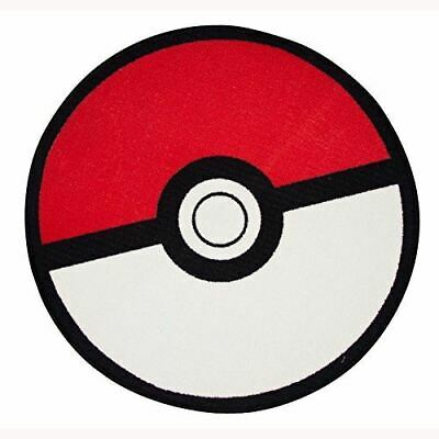 Official Pokemon Catch Kids Bedroom Rug Pokeball Matches Bedding Gift • 16.99£