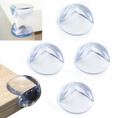 £3.75 • Buy Child Baby Safety Silicone Protector Table Corner Edge Protection Guard Cushion