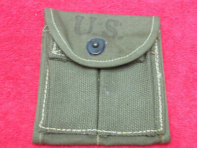 $45 • Buy US Original WWII M1-Carbine Stock Pouch Dated 1943