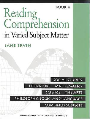 £7.60 • Buy Reading Comprehension Book 4  NEW