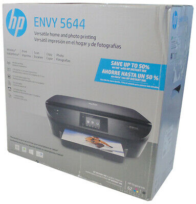 View Details HP Envy 5644 All In One Inkjet Wireless Printer Copier Scanner New • 59.99$