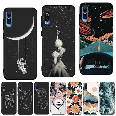 $ CDN5.70 • Buy For Samsung A50 A20E A51 A52 A32 5G Painted Matte Case Soft Silicone Phone Cover