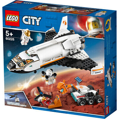 Lego City Space Mars Research Shuttle Building Set - 60226 • 25.99£