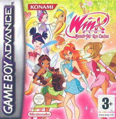 Winx Club 2 - Quest For The Codex • 12.45£