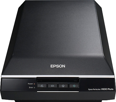 View Details Epson Perfection V600 Home Film And Photo Scanner With ReadyScan LED Technology • 199.99£