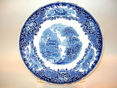 $27 • Buy ~ Castillo Plate Made By Petrus Regoute  Maastricht Holland C 1929-1931 Pretty ~