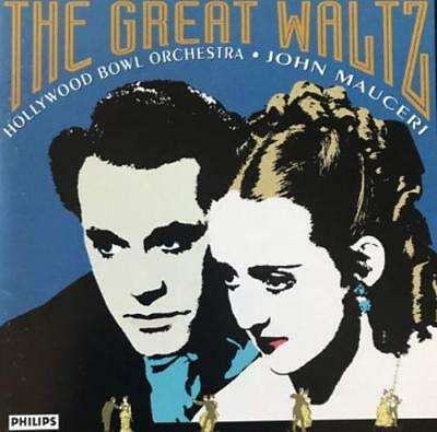 The Great Waltz - Hollywood Bowl Orchestra , Conducted By John Mauceri • 1.30£