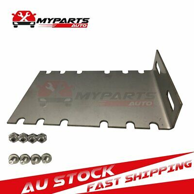 AU49.99 • Buy For REDARC BCDC1220 BCDC1225D BCDC1240 Universal StainlessSteel Mounting Bracket