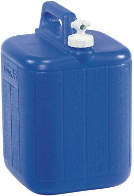 $23.97 • Buy 5 Gal Jug With Water Carrier Pour Spout Coleman Camp Work Travel