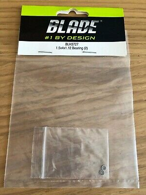 130X 1.5x1.12 Bearing BLH3727 Blade 130X New • 8.50£