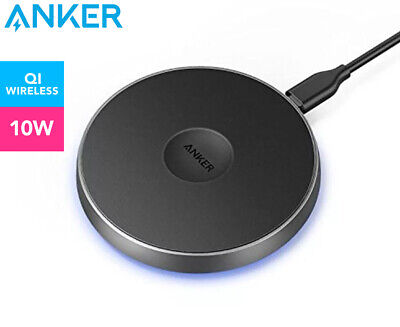AU39.99 • Buy Anker PowerPort 10W Wireless Qi Charger