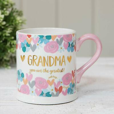 Grandma You Are The Greatest Mug Gift New QS103 • 8.99£