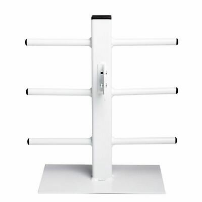 REDUCED: Polyribbon Stand Holder For Six Rolls Of Ribbon Dispenser Cutter • 44.10£