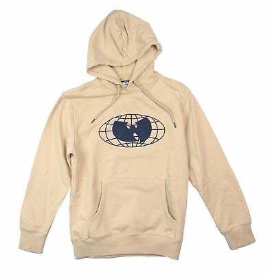 $ CDN83.70 • Buy Wu Tang Wu Wear Embroidered Bat Natural Pullover Sweatshirt Hoodie New Official
