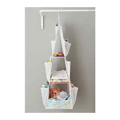 Ikea Pluring Hanging Storage Holder Camping Shelves & Pockets 702.428.35 NEW • 5.99£