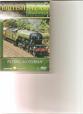 British Steam Railways (No.2) Flying Scotsman DVD • 1.99£