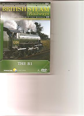 British Steam Railways (No.25)  The B1 DVD • 3.99£